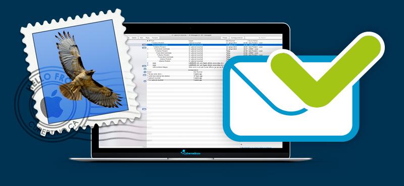 Configurar cuenta de correo electrónico en Mail de Mac