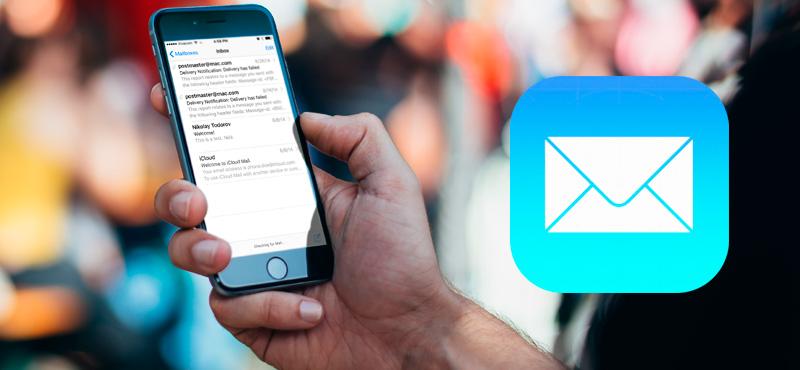 Configurar cuenta de correo electrónico iPhone