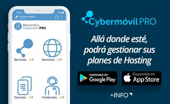 Cybermóvil PRO Gratis Cyberneticos